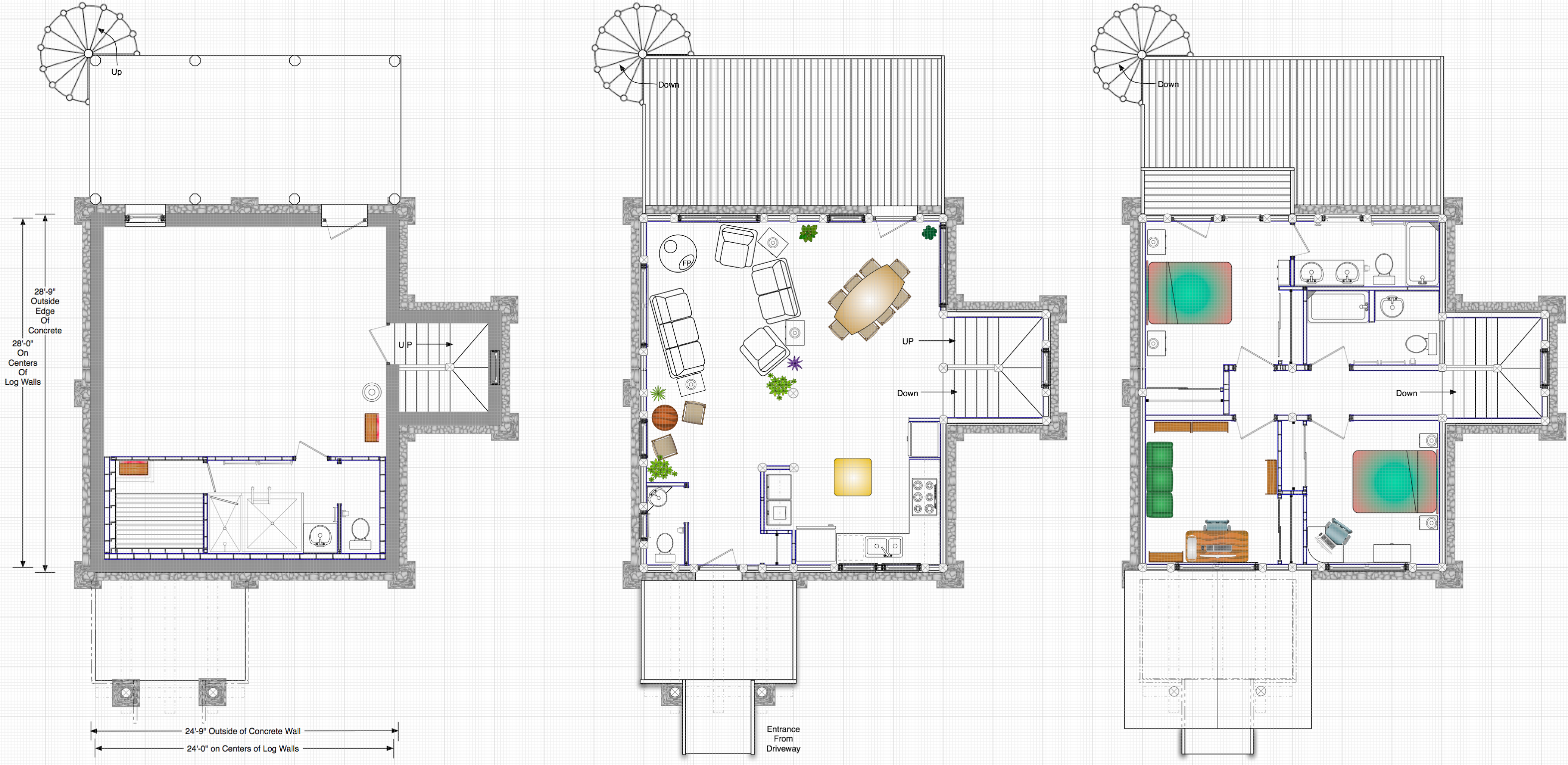 Home Plans For Under 100 000 Plan